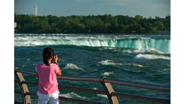 Niagara Falls State Park - Horseshoe Falls 1104