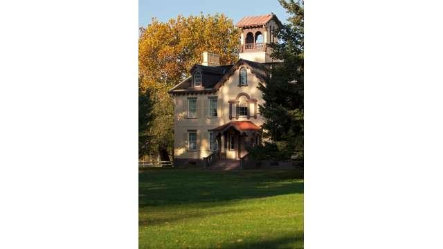 Martin Van Buren House-National Historical Site