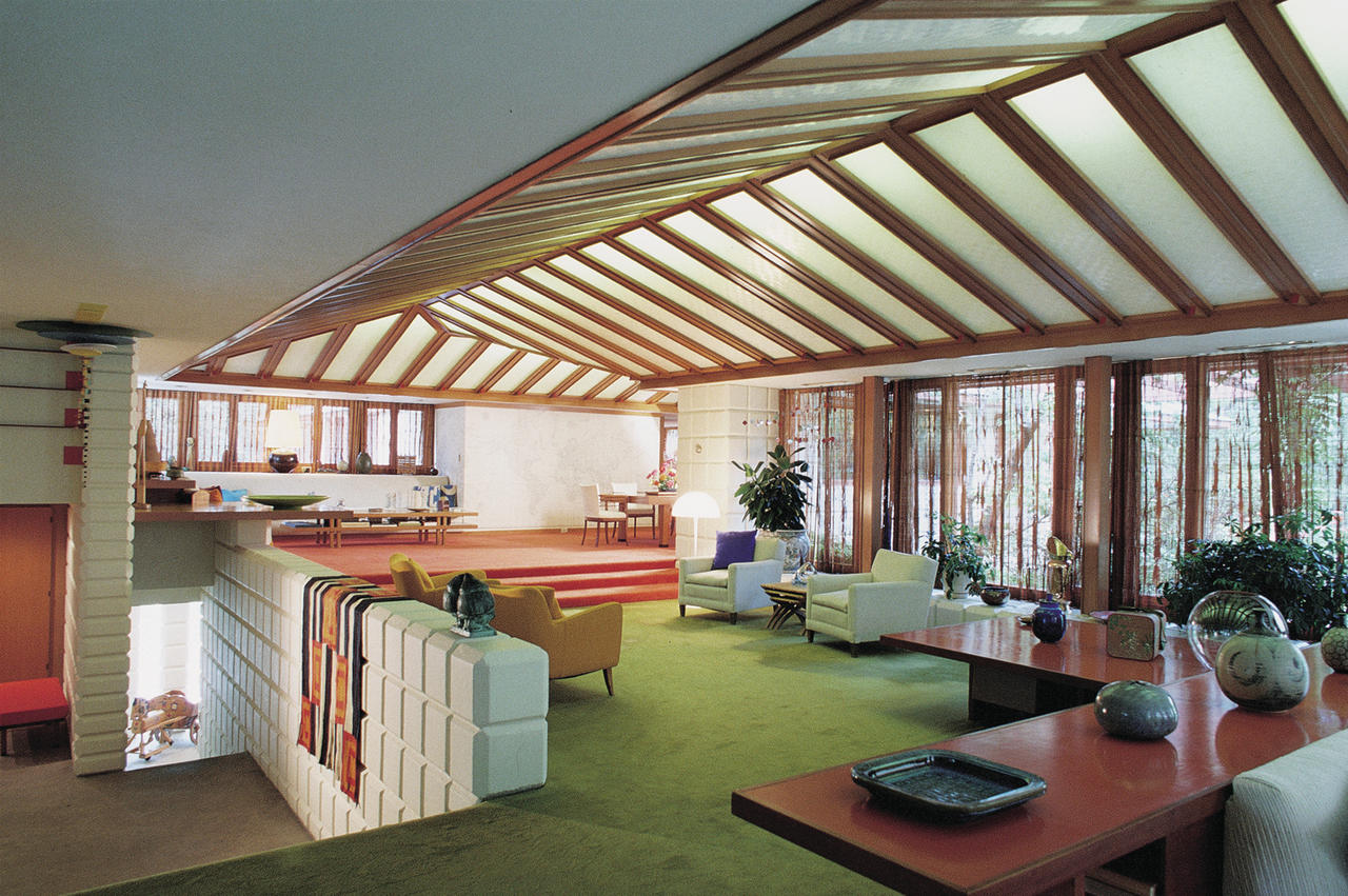 Alden B. Dow Home And Studio
