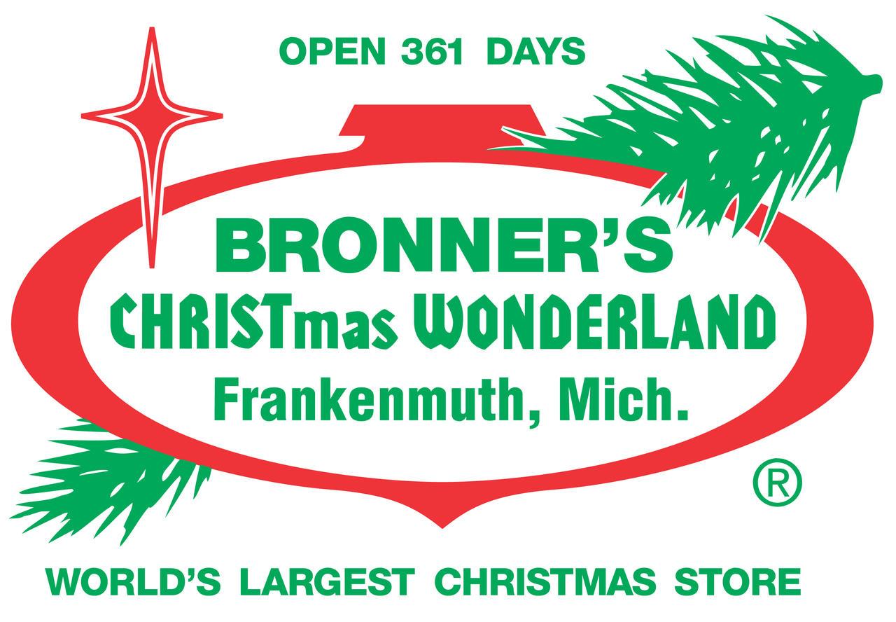 Bronner's CHRISTmas Wonderland - Saginaw, MI