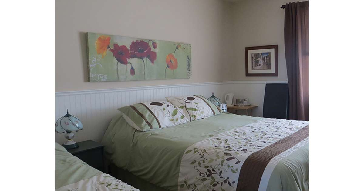La brunante bed and breakfast establishments quebec for Area riservata bed and breakfast