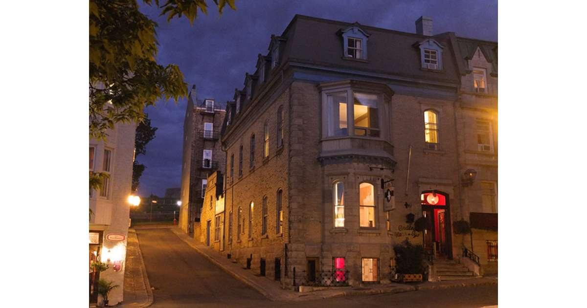 Fleur De Lys Hotel Quebec