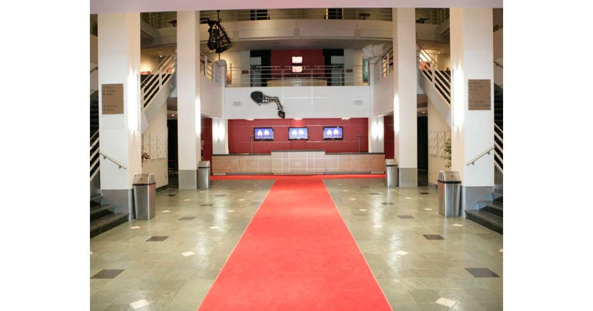 Salle albert rousseau th tres et salles de spectacle for Salon crm