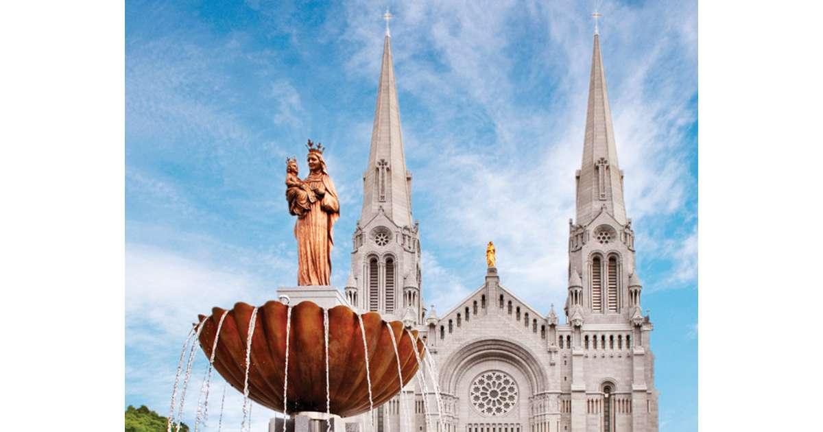 Where did saint anne live