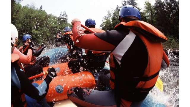 Rafting the Hudson River Gorge w/ Hudson River Rafting Company 142