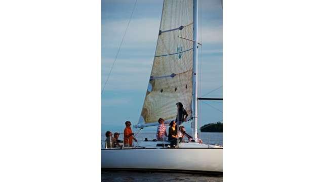 Sailing - Lake Champlain 174