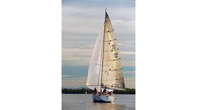 Sailing - Lake Champlain 175