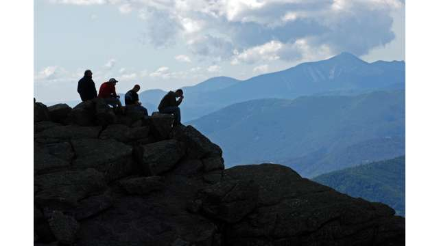 View from Whiteface Mountain 194