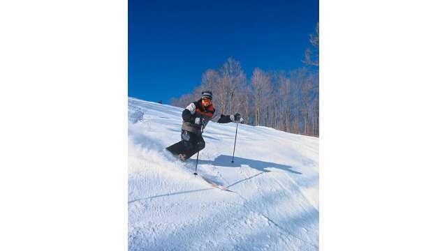 Skiing at Holiday Valley