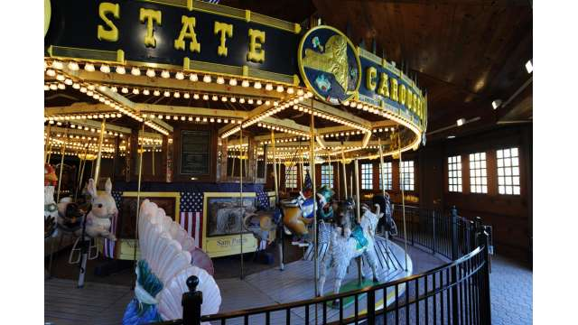 NYS Carousel at Farmers Museum
