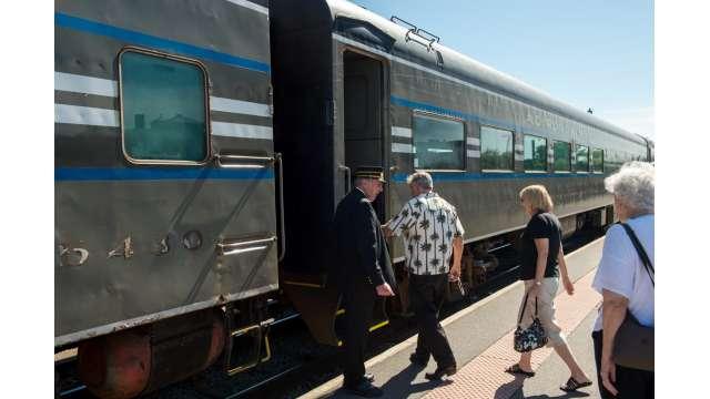 Adirondack Scenic Railroad - Utica 462