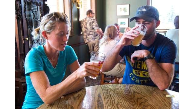 Saranac Brewery - Utica 501