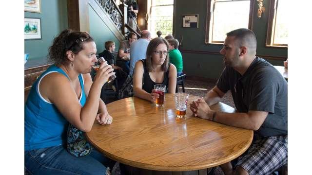 Saranac Brewery - Utica 502