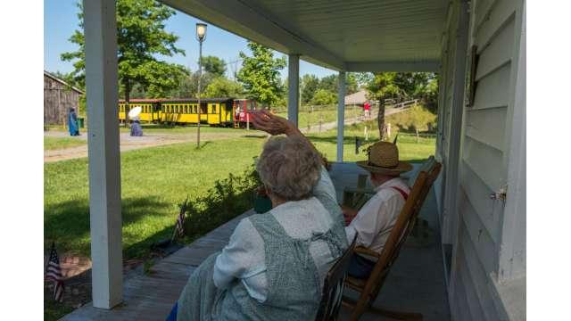 Erie Canal Village 537
