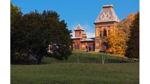 Olana State Historical Site 1642