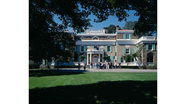 Franklin D. Roosevelt's Home