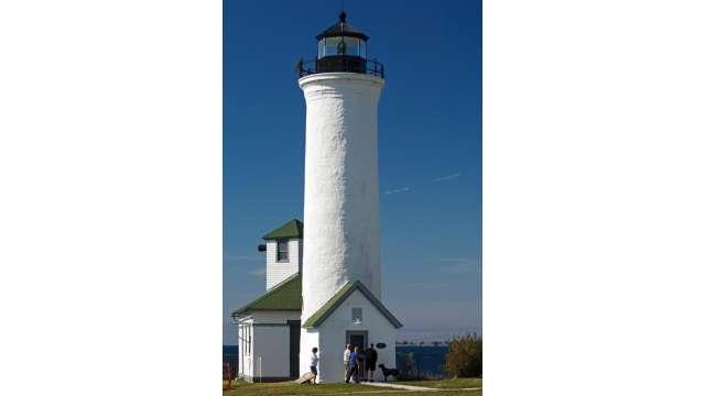 Tibbettes Point Lighthouse