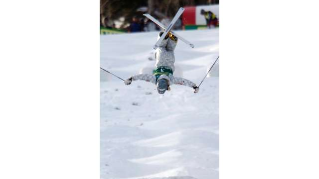 Freestyle Competition-Moguls-Whiteface Mountain 1589