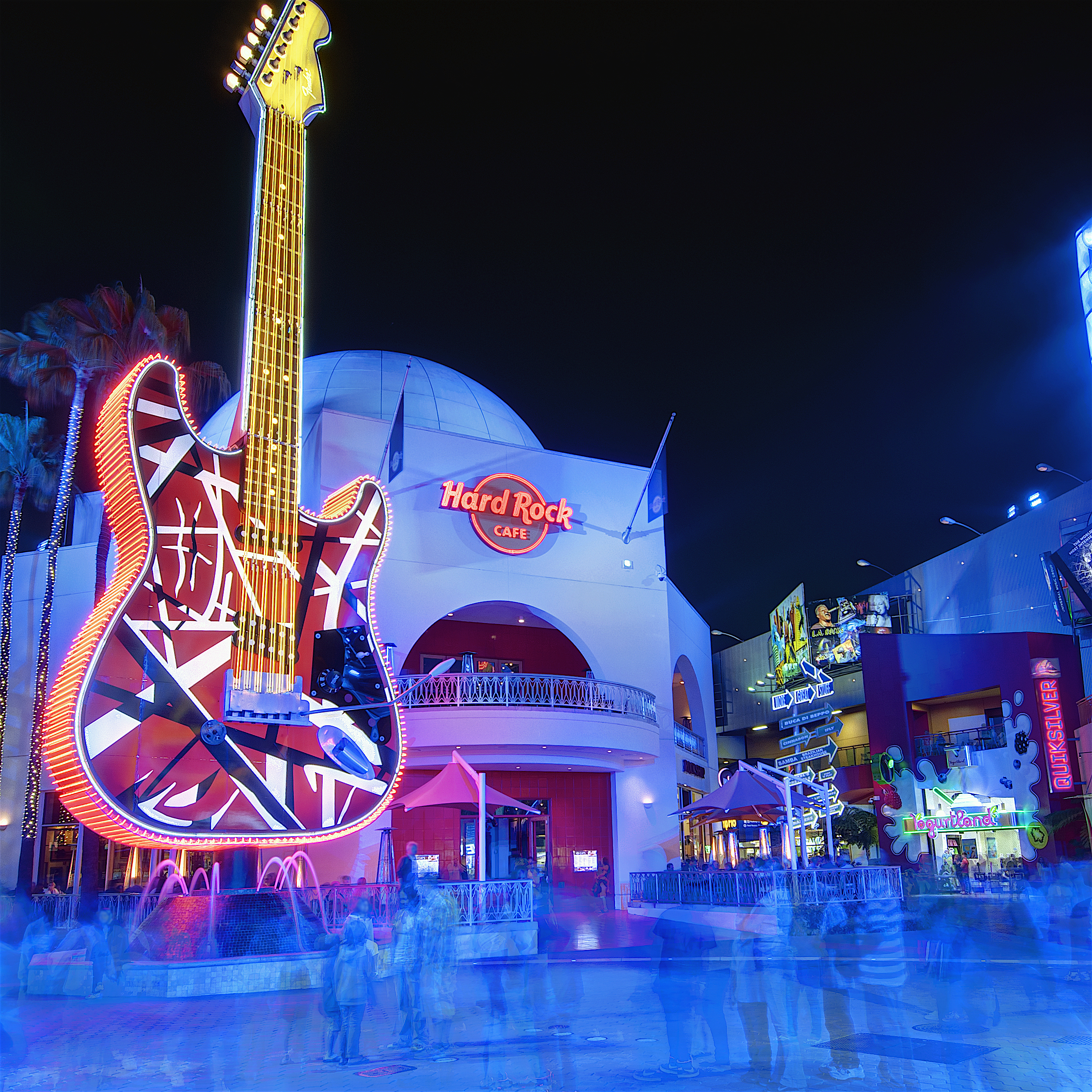 Hard Rock Cafe Universal California