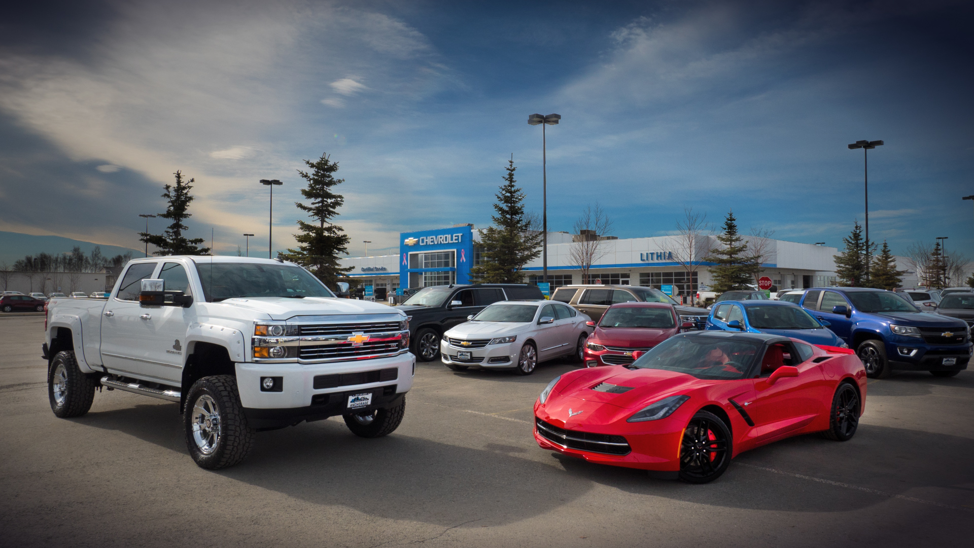 short chevrolet reviews test express awd s anchorage chevy photo take original road