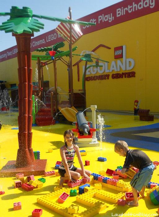 Legoland Discovery Center / Sealife Aquarium