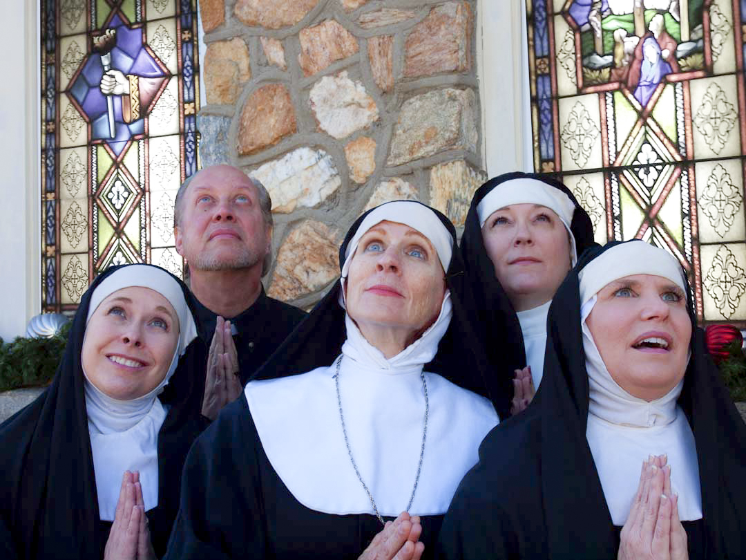Nuncrackers: The Nunsense Christmas Musical | Asheville, NC\'s ...