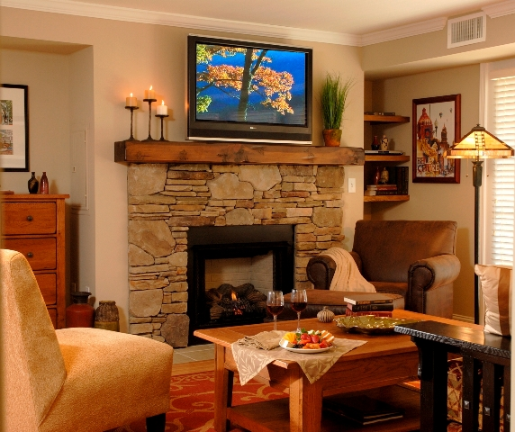 hotels with a fireplace in room.  Residences at Biltmore Asheville NC s Official Travel Site