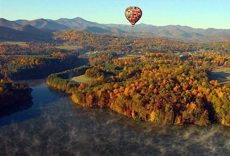 Asheville Hot Air Balloons, LLC   Asheville, NC's Official Travel Site