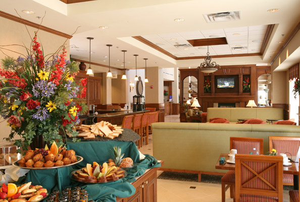 Hilton Garden Inn Athens Breakfast