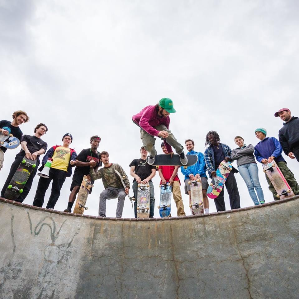 skate park of athens
