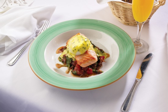 Corner Bakery Cafe offers a relaxed setting for any breakfast meeting or Sunday brunch.