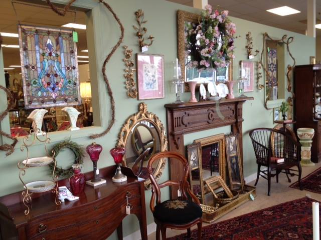 window - Trends & Traditions Antique Mall