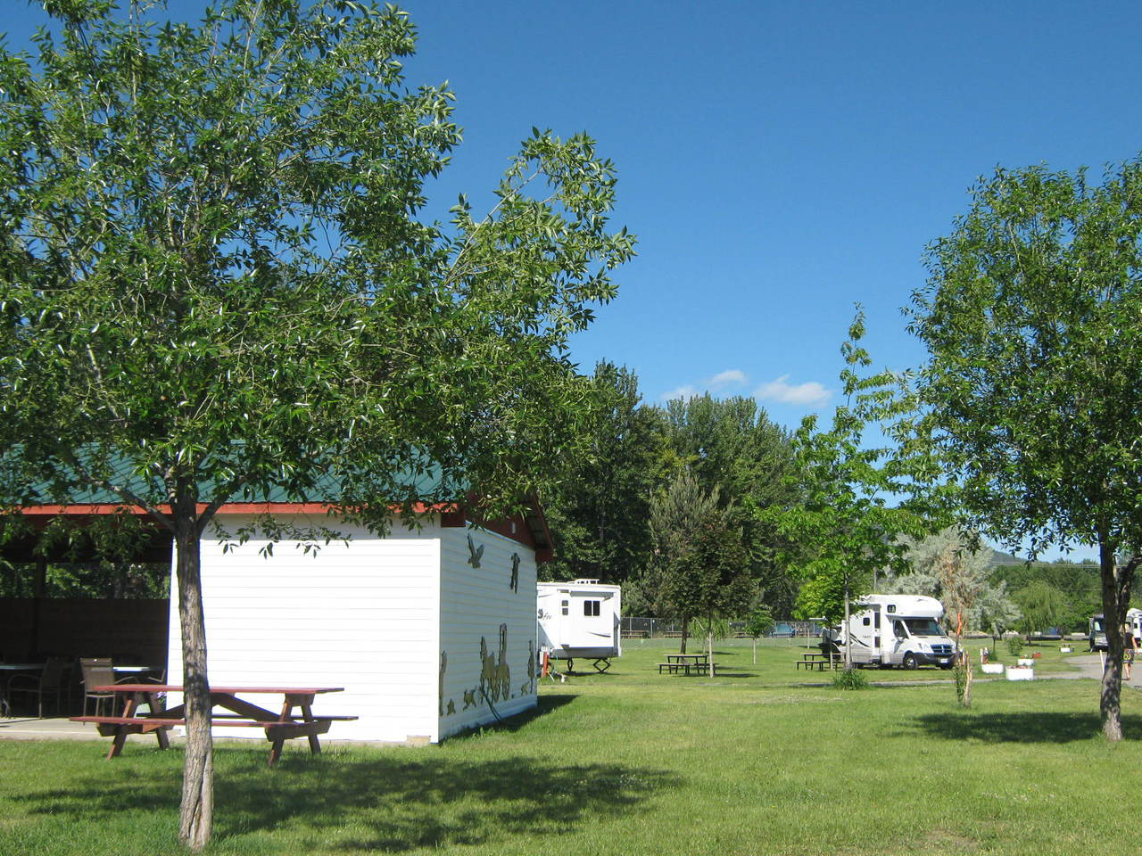Claybanks RV Park Campground 1 7