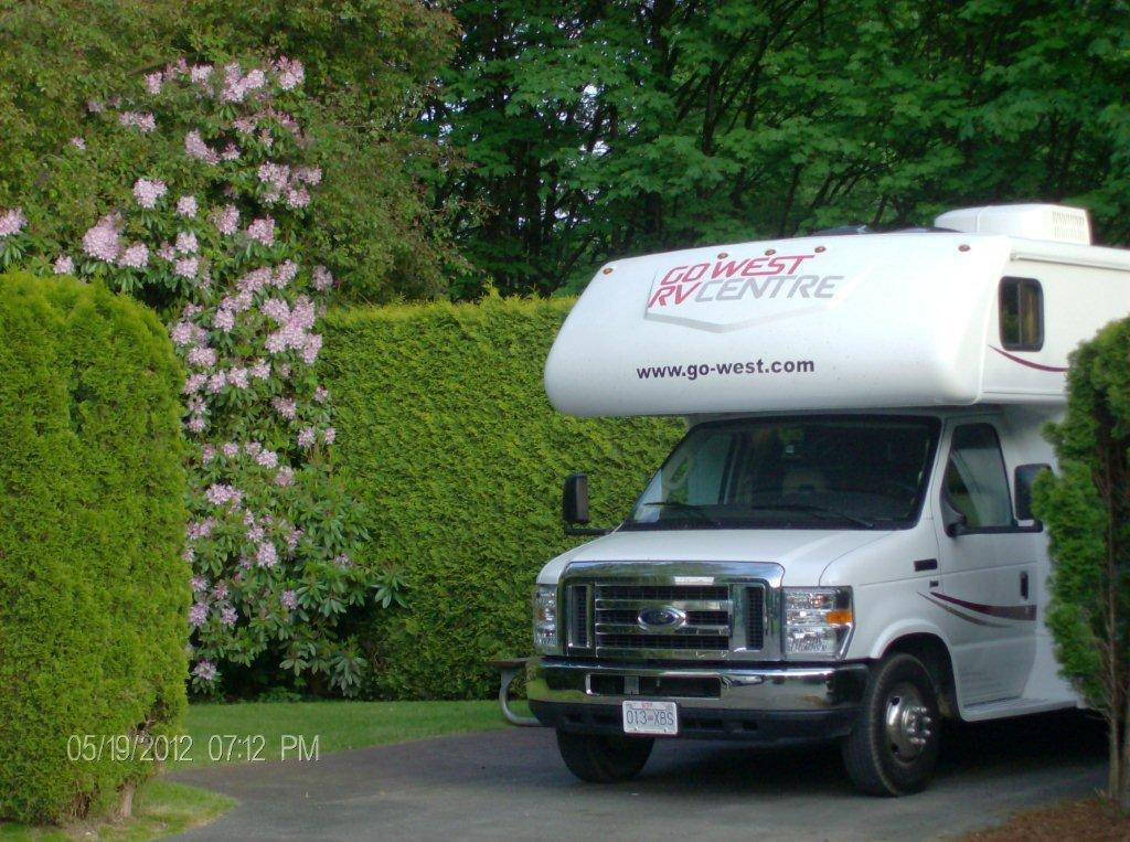 Burnaby Cariboo Rv Park And Campground Vancouver Camping