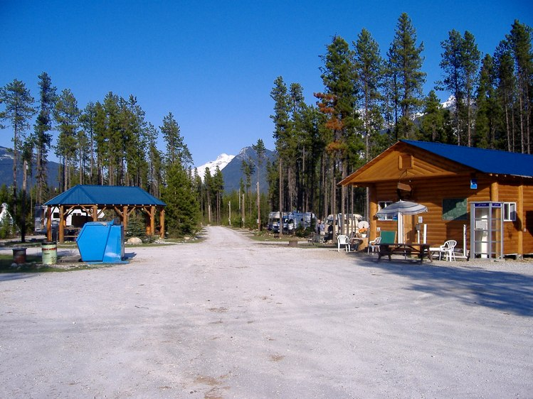Blue River Campground RV Park