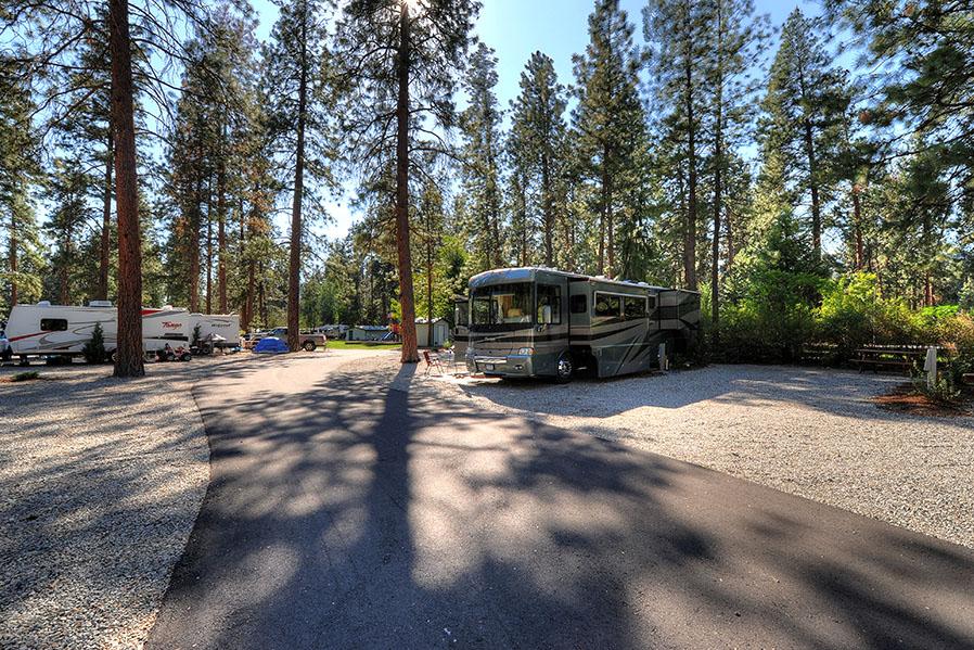 Gallagher Lake A Parkbridge Camping Amp Rv Resort Rving
