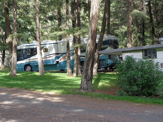 Gold Mountain RV Park Cabins
