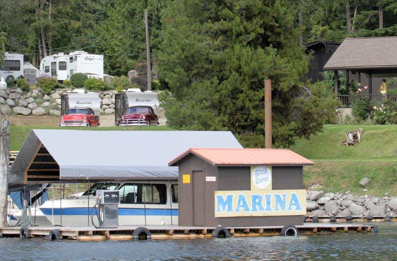 Birch Grove RV Park Marina