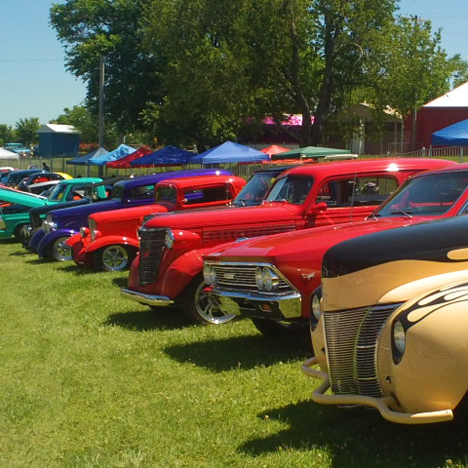 Holley National Hot Rod Reunion - Bowling green ky car show 2018