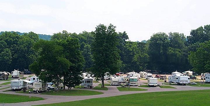 beech bend park campground