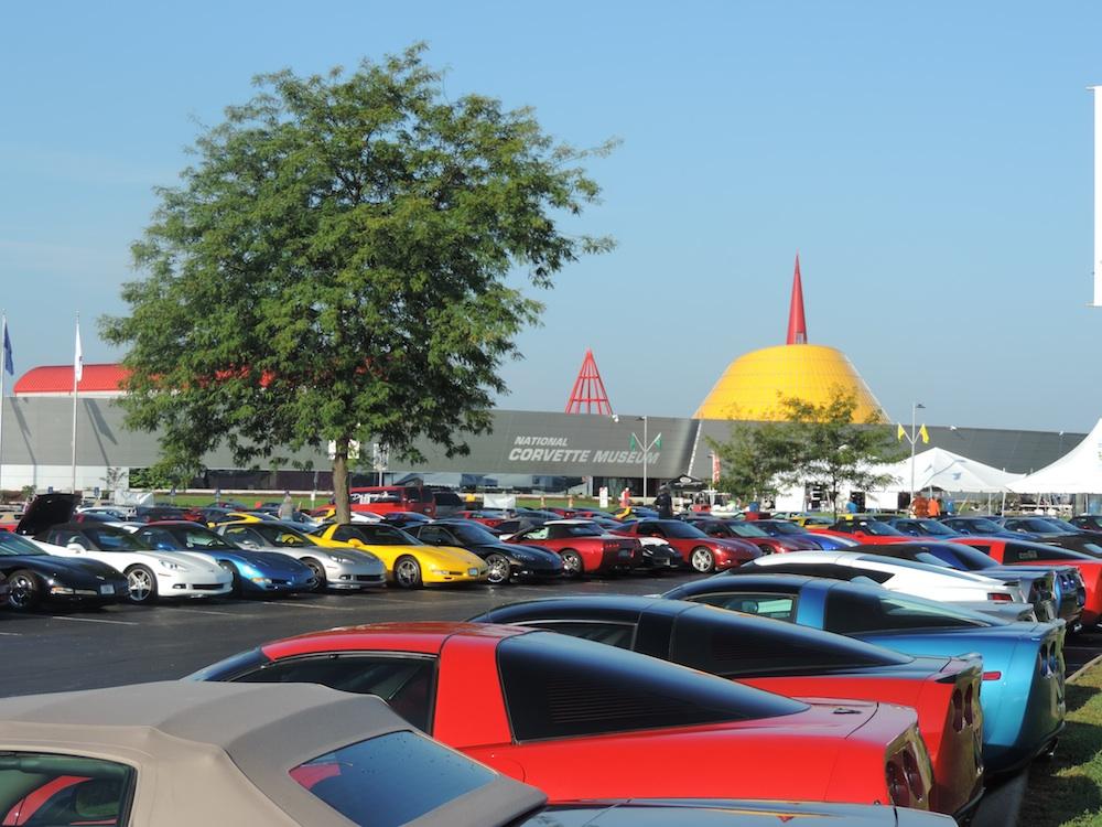National Corvette Museum >> National Corvette Museum