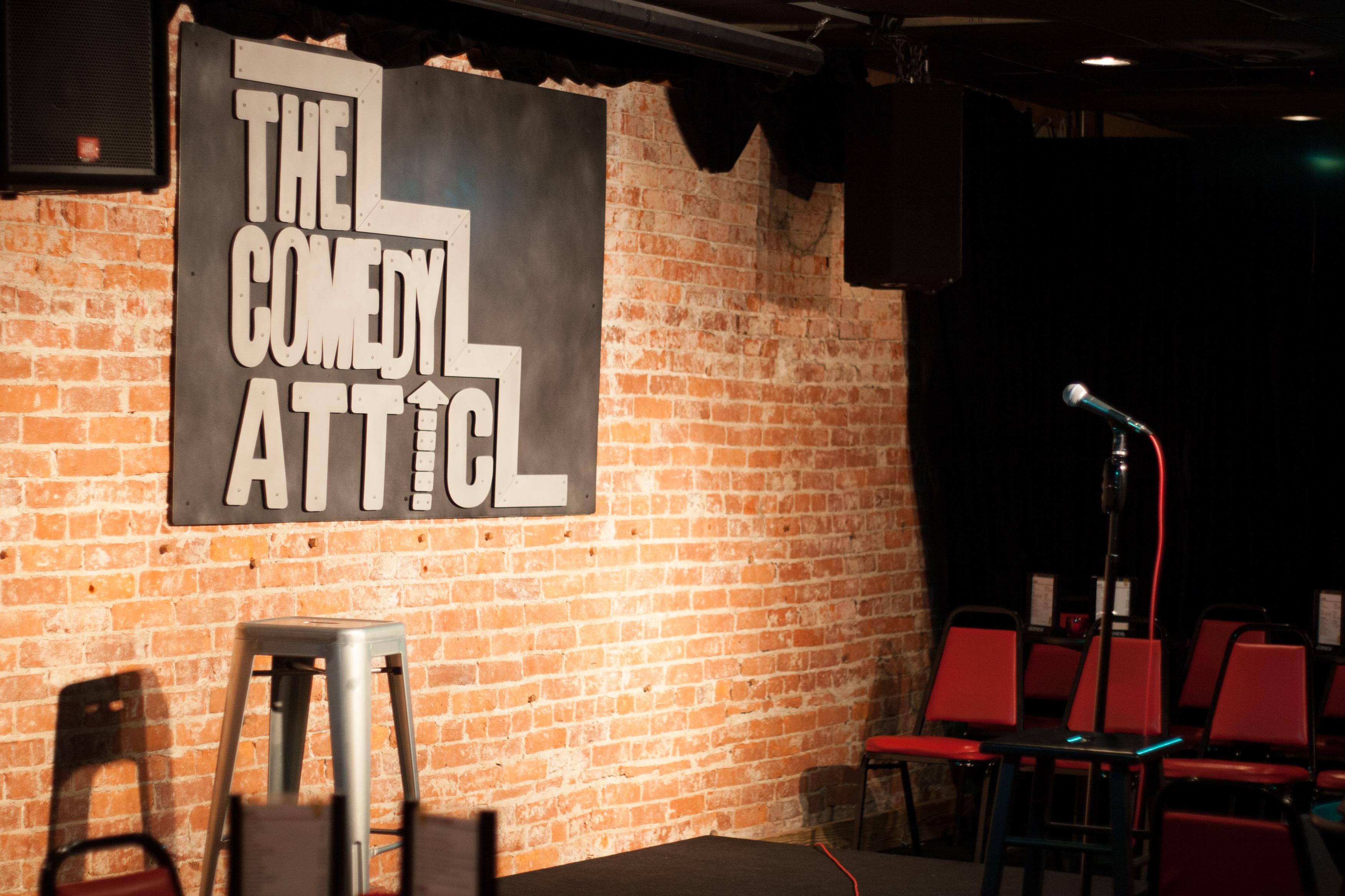 Attic Pictures the comedy attic