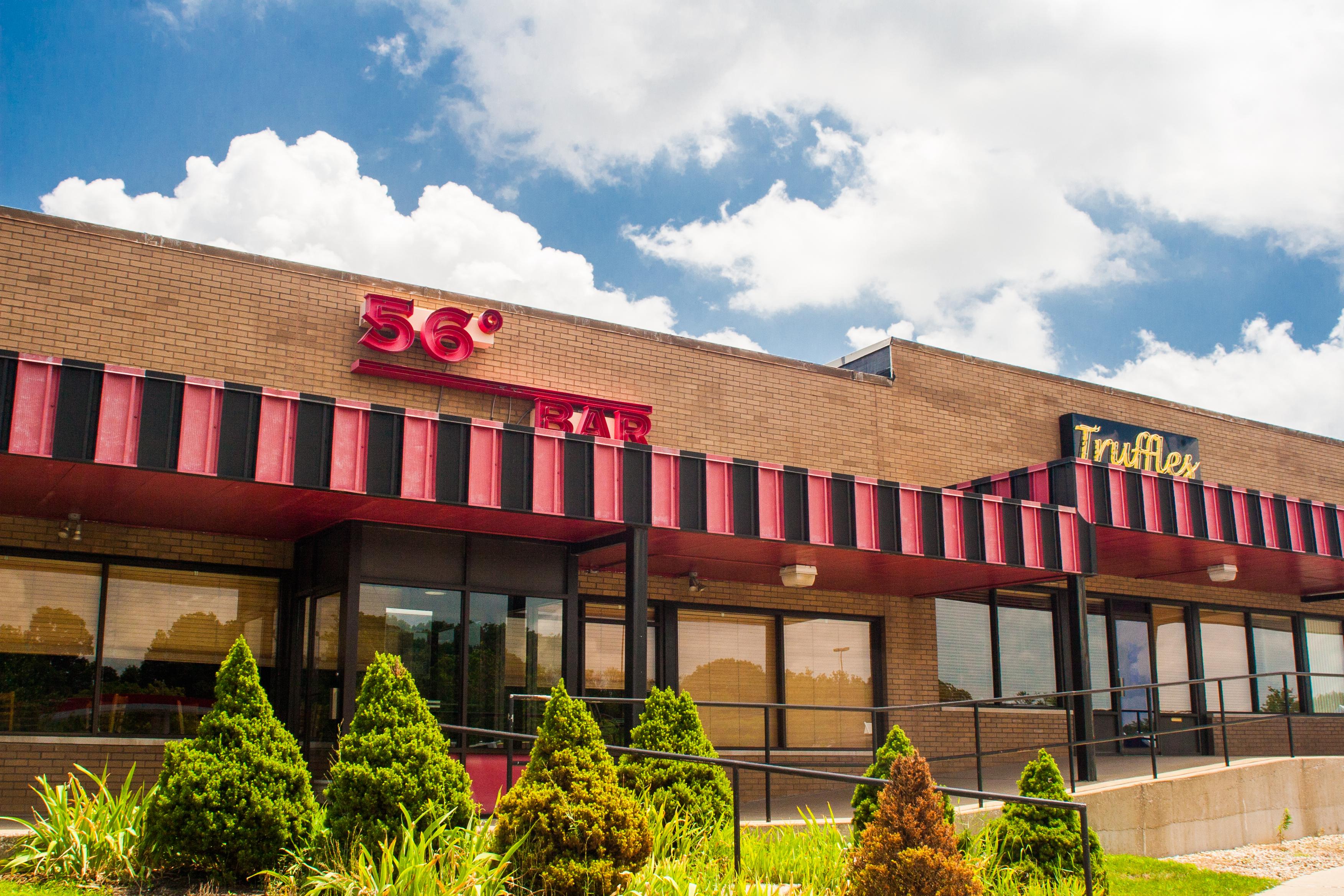 Truffles Restaurant 56 Degrees Bar
