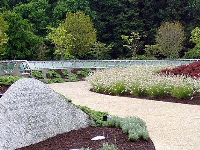 911 Memorial Garden of Reflection