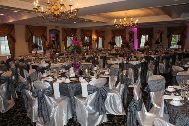 Washington Crossing Inn Ballroom Wedding