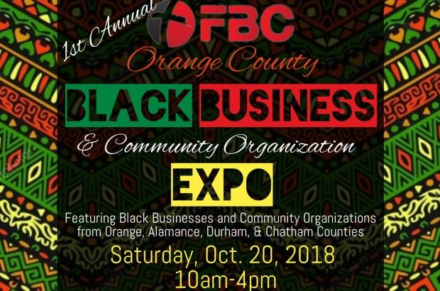 Orange County Black Business Expo