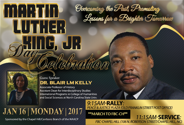 Martin Luther King Day Celebration 2019