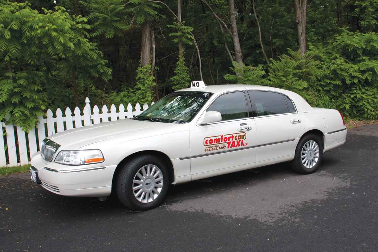 Comfort Car Taxi Llc