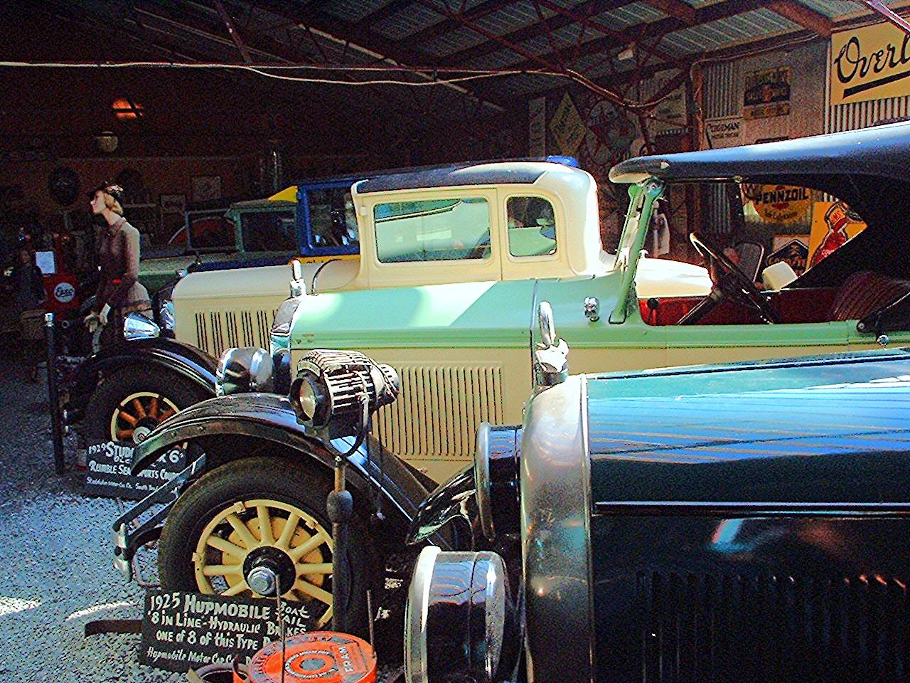 Roaring Twenties Antique Car Museum