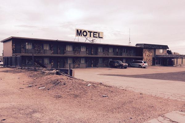 Gators Travelyn Motel Pine Bluffs Wyoming